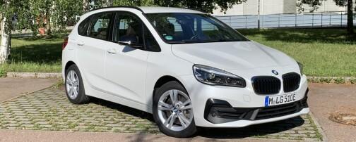 BMWs bestselger er fortsatt i støtet