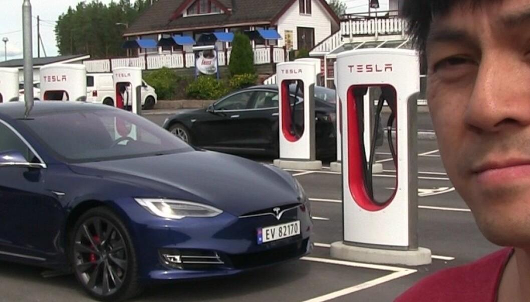 «Tesla-eiere har blitt mobbeofre og skyteskive»