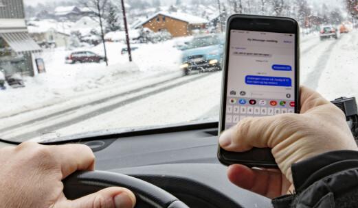 UP gir ikke lenger mobilbot i bilkøen