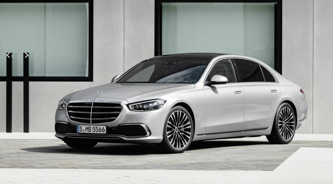 Mercedes-Benz S-Klasse, 2020, Outdoor, Standaufnahme, Exterieur: Hightechsilber   Mercedes-Benz S-Class, 2020, outdoor, still shot, exterior: hightech silver