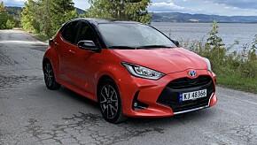 Yaris viser hvorfor Toyota er stor på småbil