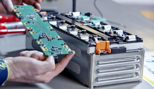 Mercedes lanserer neste generasjon elbilbatterier