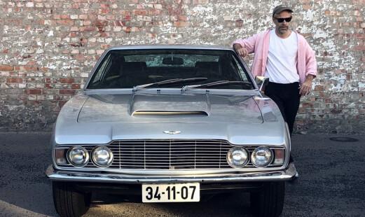 «Aston Martin er stil. Porsche er Frogner-Golf»