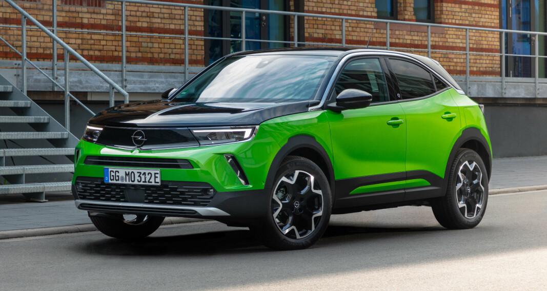 Ingen bønner for Mokka – denne skal redde Opel