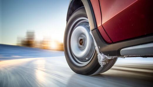 Advarer bilistene mot livsfarlig hjulslurv