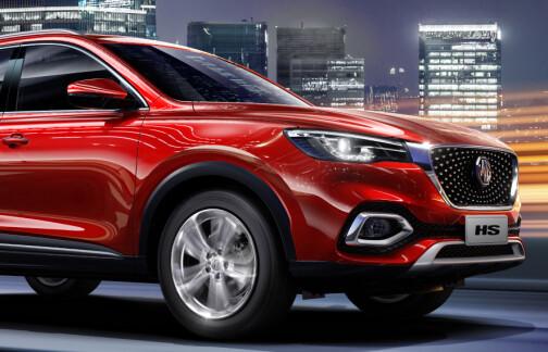 Kinesisk norges-suksess kommer med ny modell