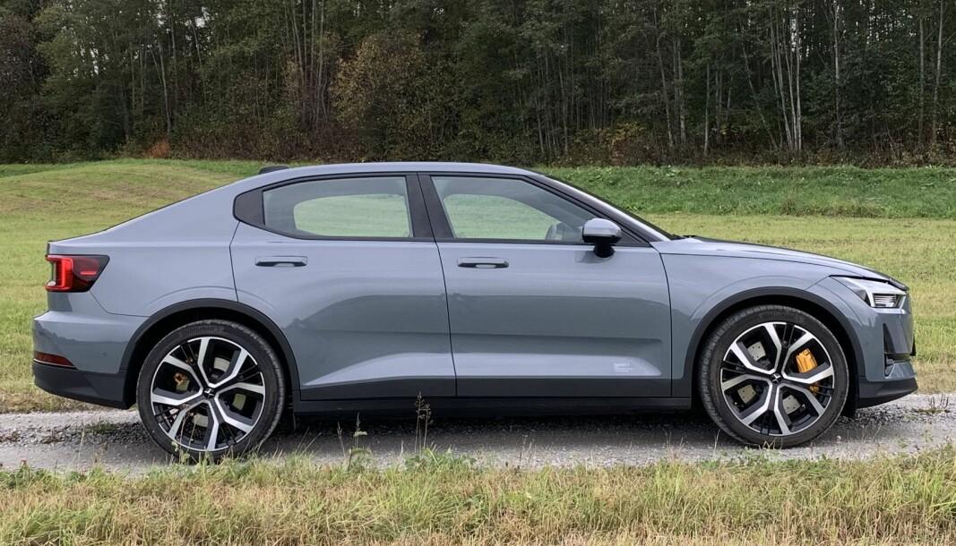 VIL LØSE PROBLEMENE: Polestar kaller inn bilene for oppgradering og for å fikse problemer kundene har hatt.