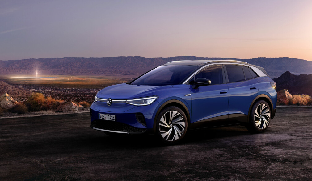 Volkswagen ID.4 billigere enn Skoda Enyaq