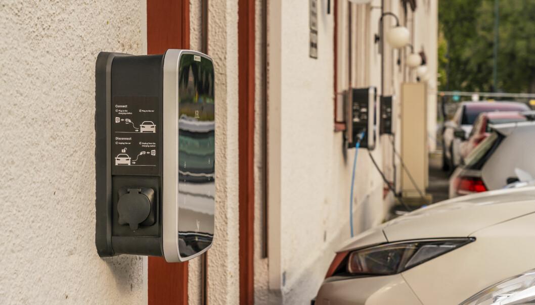 LEX NARVESTAD: Nå kan du sette opp ladeboks til elbilen din i felles garasjeanlegg.