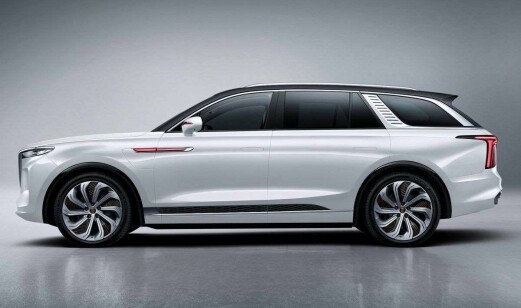 Ny kinesisk elbil-luksus klar for Norge