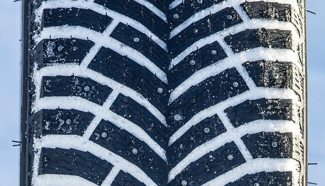 VINNERDEKK: Michelin X-Ice North 4.