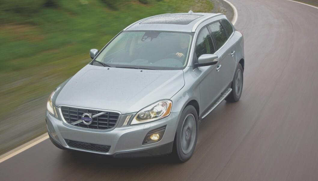 UTBEDRES: Tilbakekallingen gjelder blant andre denne populære SUV-en XC60.