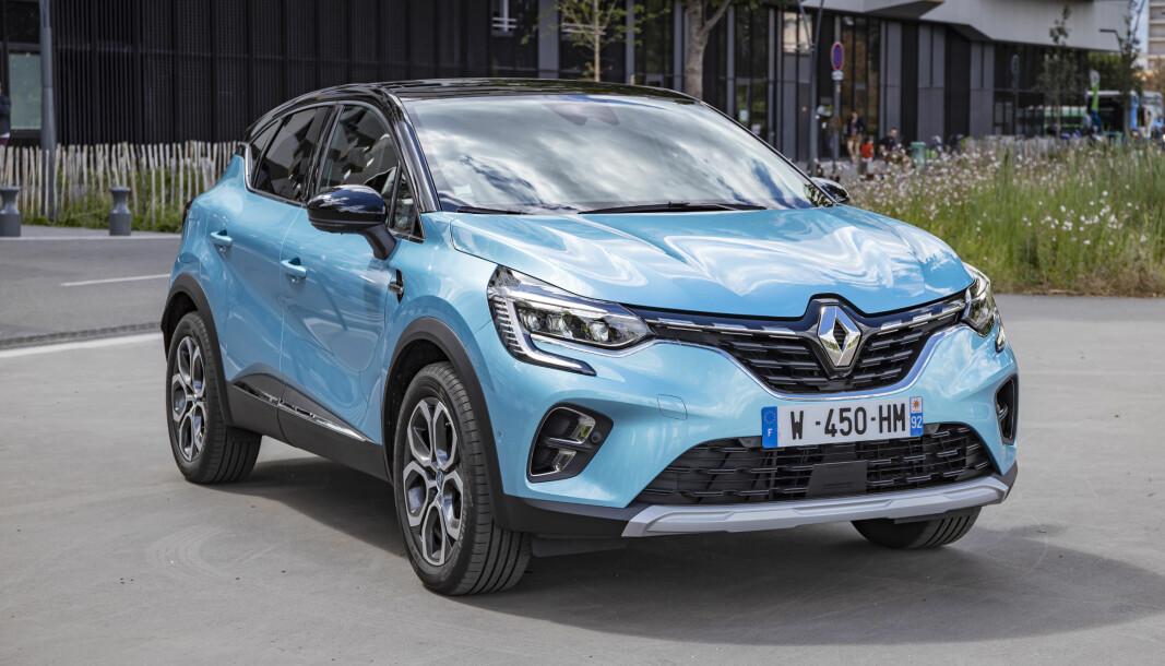 Endelig får Renault noe mer enn Zoe