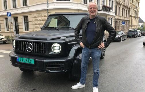 «Små biler er det verste jeg vet!»