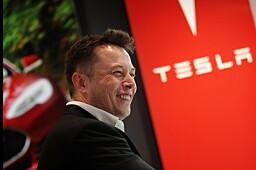 Tesla-tallene bedre enn forventet – igjen