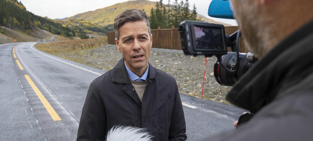 Instruert til å utrede bedre vei til Bergen