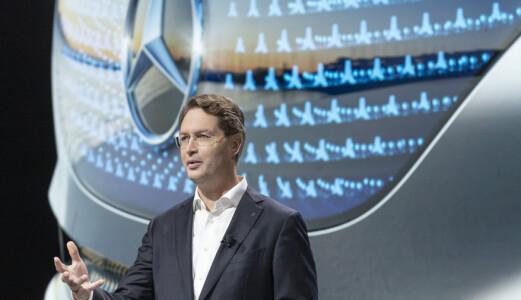 Mercedes med ny elbilplattform