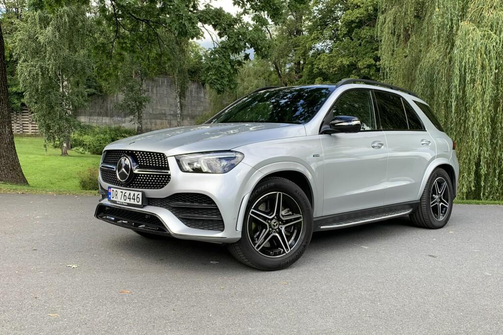 Rik og gjerrig Mercedes med rekordrekkevidde