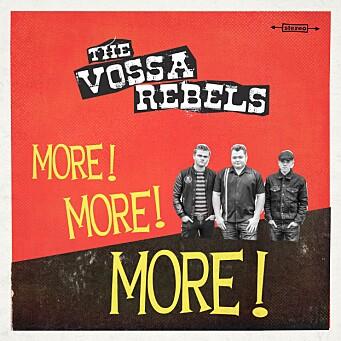 <b>MER FRA THE VOSSA REBELS:</b> Høstens plate.