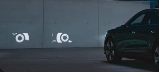 Audi overbyr seg selv med ny lysteknologi