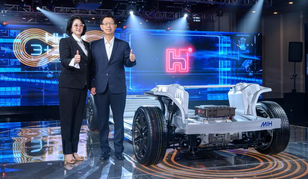 Nå skal iPhone-produsenten lage egne elbiler