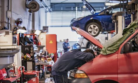 – Tusenvis av biler trimmes og modifiseres