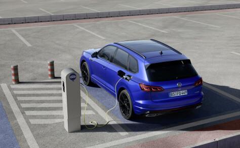 VW plugger inn flaggskipet