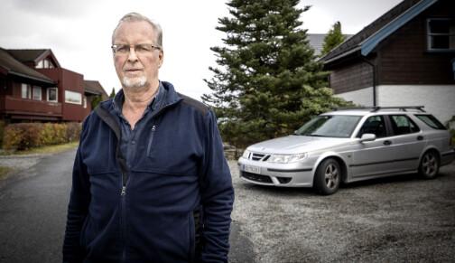 Traff hund i 25 km/t – må reparere bilen for 163.000