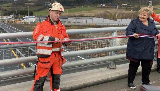 Ny etappe klar for firefelts motorvei langs Mjøsa