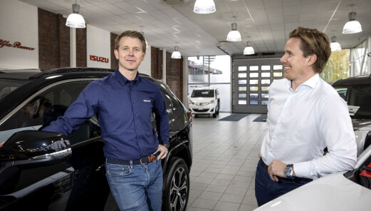 – Kundene må få prøvekjøre når de kjøper ny bil