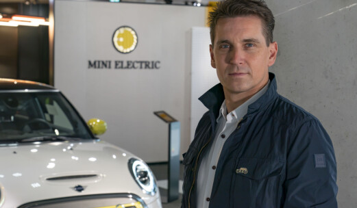 Makser med ny elektrisk Mini