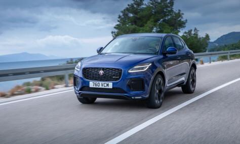 Også Jaguar Land Rover kan få milliardbot for høye utslipp