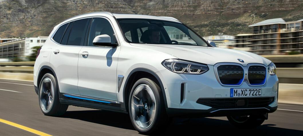 Her er alt du må vite om BMWs nye el-SUV