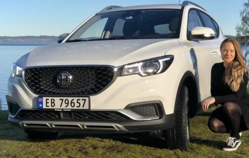 Den nye bilduellen – kinesisk eller engelsk MG?