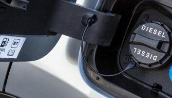 Nå stanser bilprodusentene stadig flere dieselmodeller