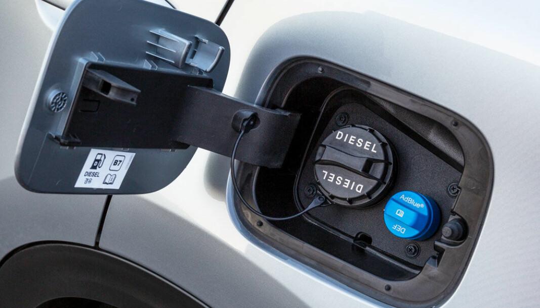STADIG FÆRRE: I takt med nedgangen i etterspørsel, kutter bilprodusentene i tilbudet av dieselbiler.