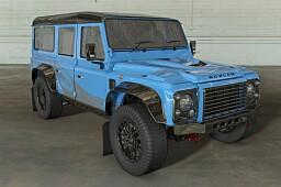 Land Rover-legenden gjør comeback
