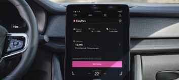 Polestar 2 får integrert parkerings-app