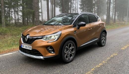 Ladekabel gir Renaults crossover en ny sjanse