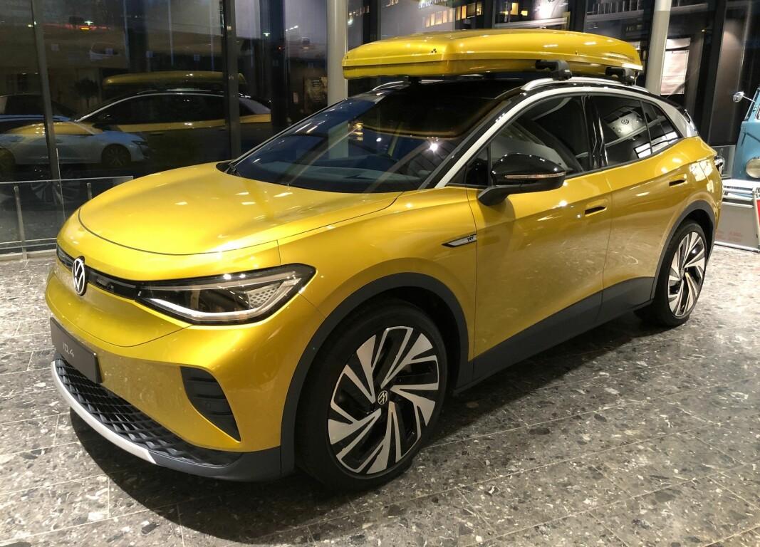 Dette er selve gullbilen til Volkswagen