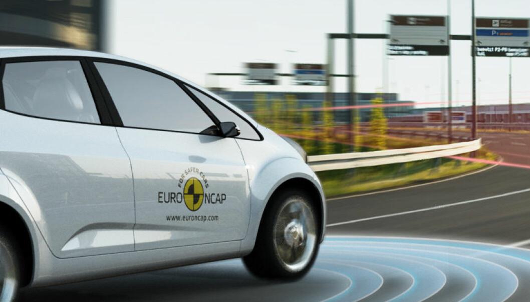 Volvo og Tesla skuffer i sikkerhetstest