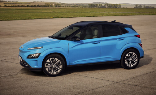Hyundai oppgraderer elektrisk bestselger