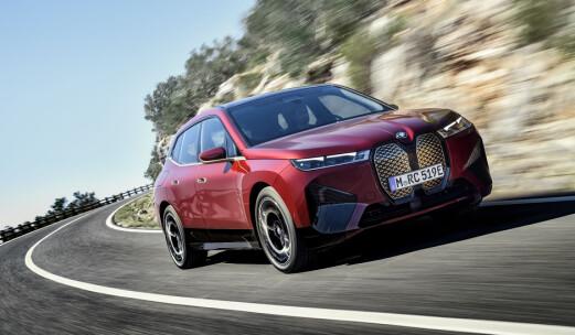 Her kommer BMWs store e-tron-konkurrent