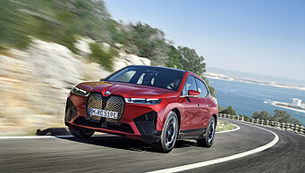 "<span class="" font-weight-bold"" data-lab-font_weight_desktop=""font-weight-bold"">SPENNENDE:</span> Elektriske BMW iX kommer i løpet av året – med solid rustbeskyttelse fra fabrikk."
