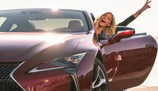 Lexus lokker med kjentfolk