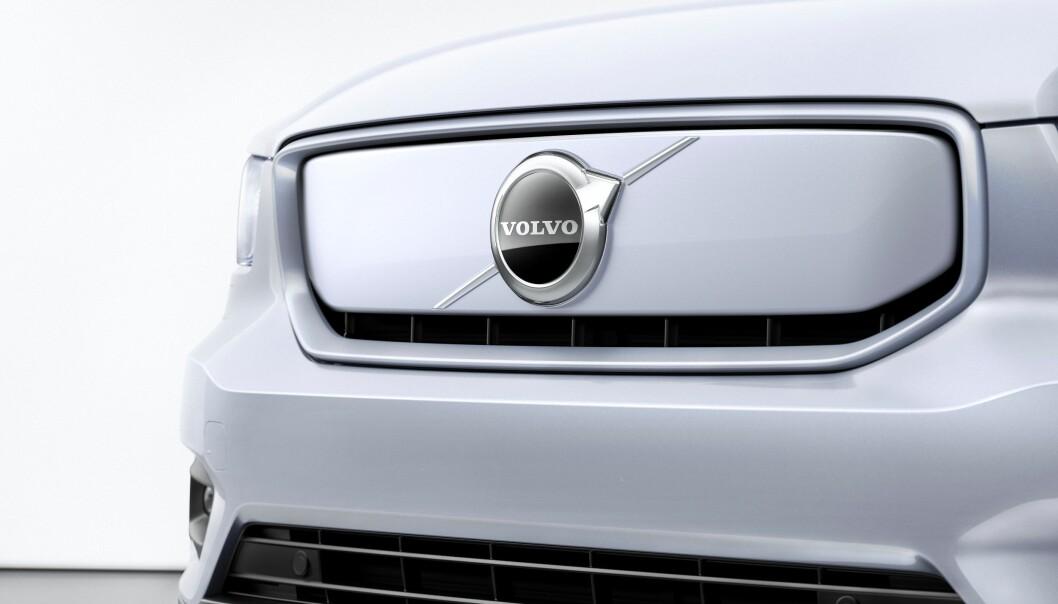 FLERE SLIKE: Produksjonskapasiteten økes for blant annet Volvo XC40 Recharge.