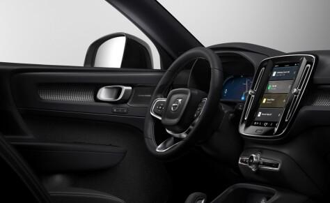 Den nye Volvo-en mangler tenningsbryter