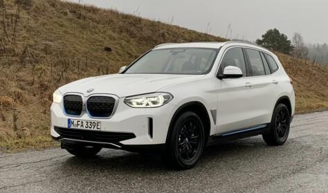 BMWs nye el-SUV mangler én klassisk SUV-egenskap