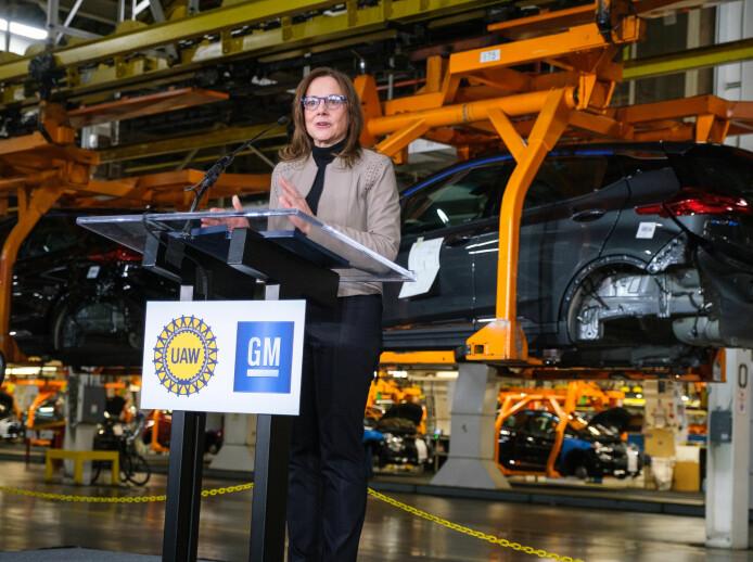 GM må tilbakekalle sju millioner biler