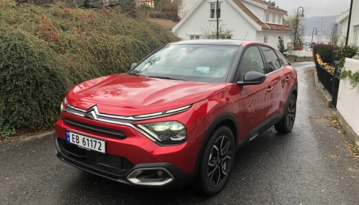 Citroën løfter gamle kvaliteter til nye høyder